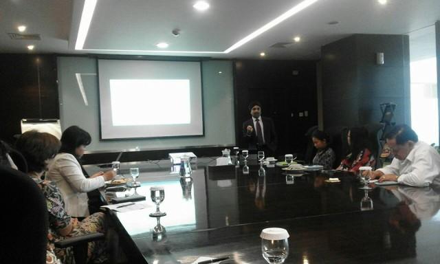 Presentasi Dr. Baldev Singh