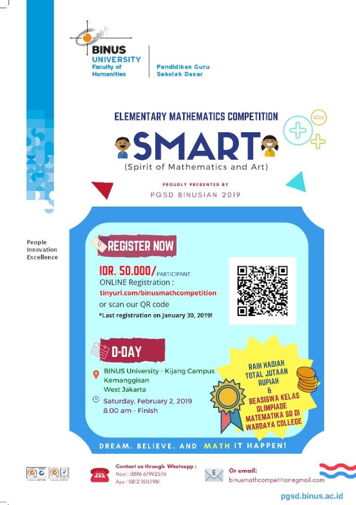 Elementary Mathematics Competition